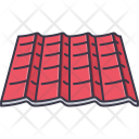 Roof Coating Tile Icon