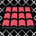 Roof Repair Construction Icon