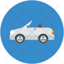 Roofless car Icon