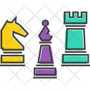 Rook Bishop Knight Icon
