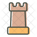 Rook Chess Piece Icon