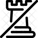 Fortress Castle Rook Icon