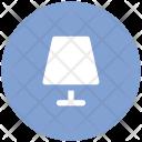 Room Lamp Bulb Icon
