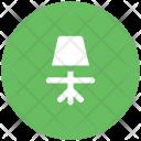 Room Lamp Light Icon