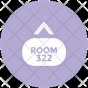Room No Hanging Icon