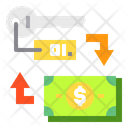 Key Money Cash Icon