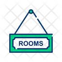 Room for rent Icon