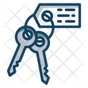Room Keys Icon