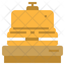 Room Service Bell Icon