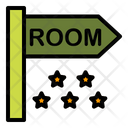 Room Signboard Icon