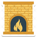 Room Stove Icon