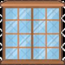 Room Window Balcony Home Window Icon