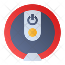 Roomba Automation Vacuum Cleaner Icon
