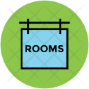 Rooms Info Information Icon