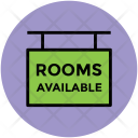 Rooms Available Hotel Icon