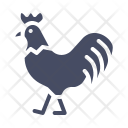 Rooster Chicken Hen Icon