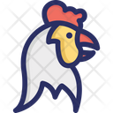 New Rooster Year Icon