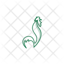 Design Rooster Icon Icon