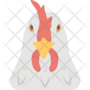 Rooster Cock Poultry Icon