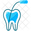 Root Canal Operation Icon