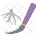 Root Cutter Icon