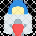 Root Kit Antivirus Virus Icon