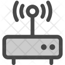 Rooter Internet Connection Icon