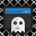Rootkit Virus Infection Icon