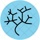 Roots Plant Underground Icon