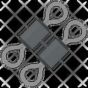 Rope Lasso Rod Reel Icon