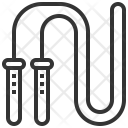 Rope Game Equipment Icon