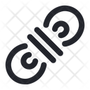 Rope Line String Icon