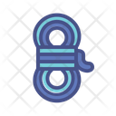 Rope Line Cord Icon