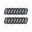 Rope String Bond Icon