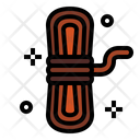 Rope Safety Harness Icon