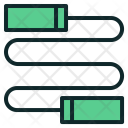 Rope Jump Sport Icon