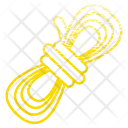 Camp Camping Rope Icon