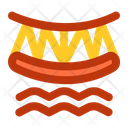 Rope Bridge Holiday Camp Icon