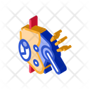 Mountain Extreme Mechanism Icon