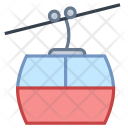Ropeway Cable Car Icon
