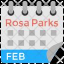 Rosa Civil Rights Icon