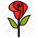 Flower Rose Garden Flower Icon