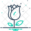 Rose Bloom Garden Stuff Icon
