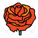 Rose Flower Smell Icon