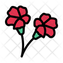 Rose Flower Propose Icon