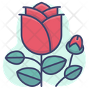 Flower Love Nature Icon