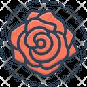 Rose Rosa Petals Icon