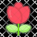 Flower Plant Aroma Icon