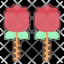 Rose Love Loving Icon