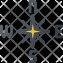Rose Rosetta Directions Icon
